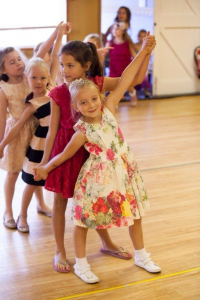 Fun at a Dance Party